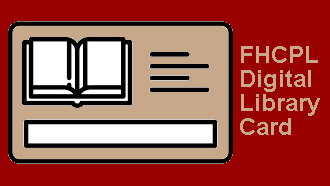 Digital Library Card Request